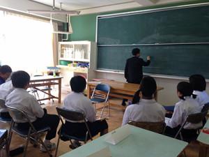 復興支援職業講和の講師